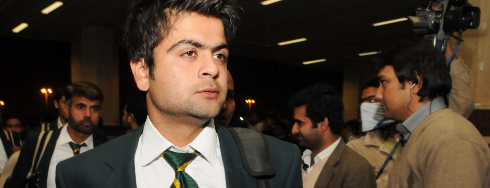 Ahmad Shahzad