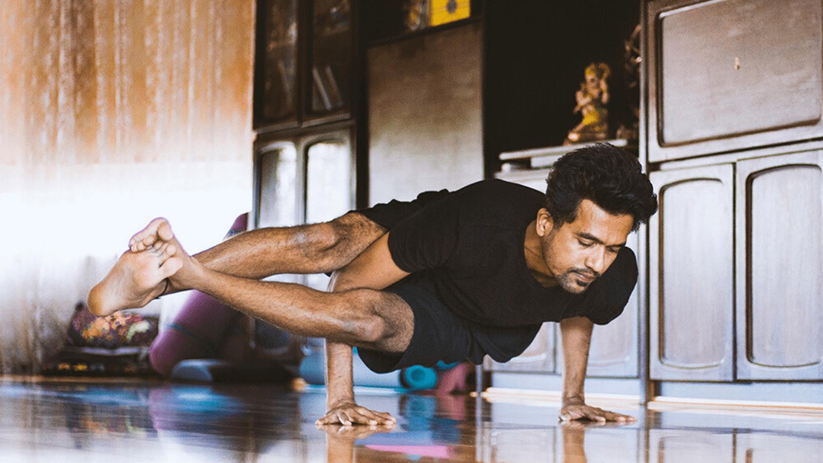 Karthik - Ananda Yoga