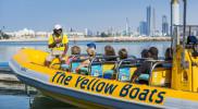60 Minutes Boat Tour- Emirates Palace Marina, Corniche, Lulu Island (Abu Dhabi) in أبوظبي: Gallery Photo 3qb583