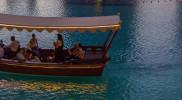 The Dubai Fountain Lake Ride in Dubai: Gallery Photo nk5y0n