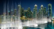The Dubai Fountain Lake Ride in Dubai: Gallery Photo 35d74n