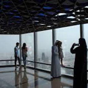 zg4x1z استديو الصور :دبي في Level 148 + 125 + 124 General Admission - Burj Khalifa