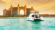 Marina Luxury Yacht Cruise - Morning, Afternoon and Sunset in دبي: Gallery Photo 38y21n