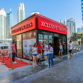 90 Minute Guided Sightseeing Speed Boat Tour in Dubai: Gallery Photo 3yoq4n