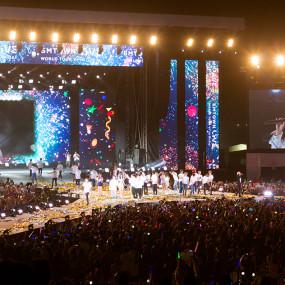 Photo from SMTOWN LIVE WORLD TOUR VI IN DUBAI in Dubai: Gallery Photo p384qn