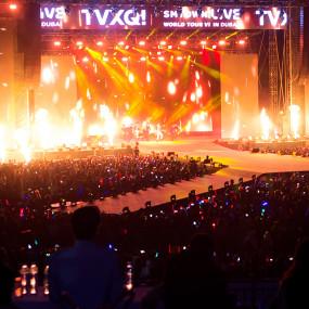 Photo from SMTOWN LIVE WORLD TOUR VI IN DUBAI in Dubai: Gallery Photo jzor6z