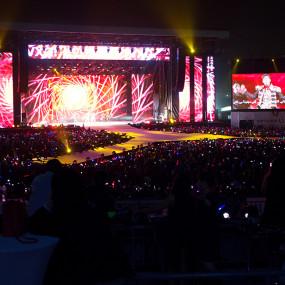 Photo from SMTOWN LIVE WORLD TOUR VI IN DUBAI in Dubai: Gallery Photo 73y60n