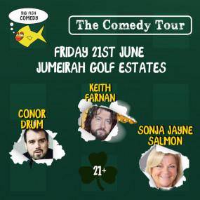 Big Fish Comedy in Dubai: Gallery Photo zv8y7n