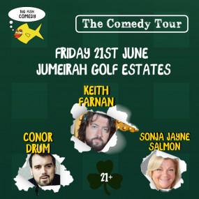 Big Fish Comedy in Dubai: Gallery Photo 3pvgq3
