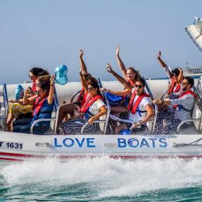 Speed Boat Tour: Dubai Marina, Burj Al Arab, The Palm in Dubai: Gallery Photo 3bvj5n