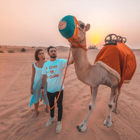 Photo from Dune Buggy Safari with Camel Trekking and Camp BBQ Dinner in Sharjah: Gallery Photo 3jddr3