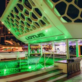 n1exb3 استديو الصور :دبي في Lotus Mega Yacht Night Brunch Cruise