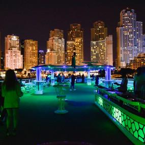 34ev8z استديو الصور :دبي في Lotus Mega Yacht Night Brunch Cruise