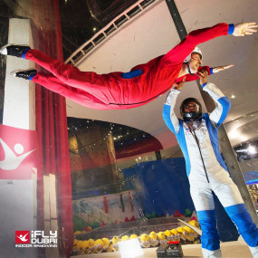 iFLY Dubai Academy in Dubai: Gallery Photo nkdbxz