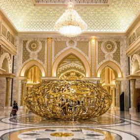 Louvre Abu Dhabi + Qasr Al Watan Combo in Dubai: Gallery Photo 3rq4kn