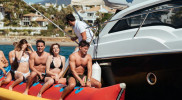 Marina Weekend Yacht Brunch in دبي: Gallery Photo 3bv4jn