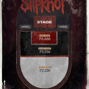 Photos from Slipknot Live In Manila *POSTPONED in Metro Manila