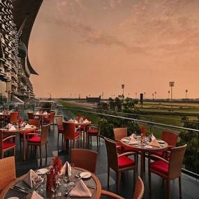 38qdj3 استديو الصور :دبي في Evening Race Brunch at Farriers restaurant