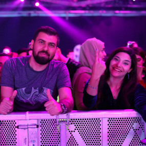 Mohammed Ramadan & Saad Lamjarred Live in Dubai in Dubai: Gallery Photo 3qgw8n