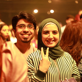 Mohammed Ramadan & Saad Lamjarred Live in Dubai in Dubai: Gallery Photo z7r983