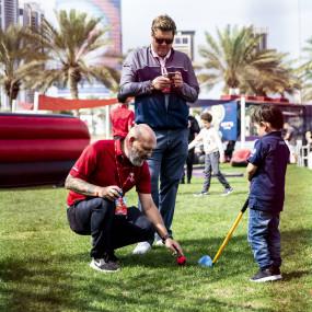 Photo from OMEGA DUBAI DESERT CLASSIC 2020 in Dubai: Gallery Photo z7r5g3
