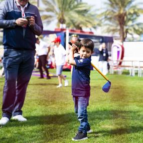 Photo from OMEGA DUBAI DESERT CLASSIC 2020 in Dubai: Gallery Photo 3eyw0n