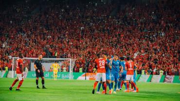 Al Ahly FC vs Zamalek FC: Gallery