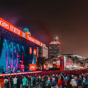 Photo from Emirates Airline Dubai Jazz Festival 2020 in Dubai: Gallery Photo z986m3