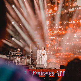 Photo from Emirates Airline Dubai Jazz Festival 2020 in Dubai: Gallery Photo 3j0eyn