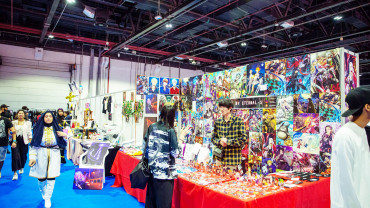 Photo from Middle East Film & Comic Con 2020 in Dubai: Gallery Photo 3rr513