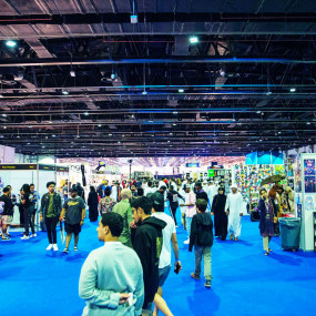 Photo from Middle East Film & Comic Con 2020 in Dubai: Gallery Photo 3bp8mn