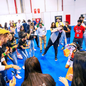 Photo from Middle East Film & Comic Con 2020 in Dubai: Gallery Photo zwj503