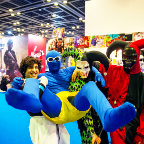 Photo from Middle East Film & Comic Con 2020 in Dubai: Gallery Photo zvo5b3