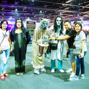 Photo from Middle East Film & Comic Con 2020 in Dubai: Gallery Photo 3p2exz