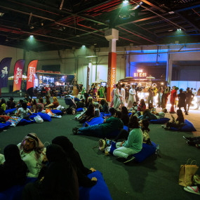 Photo from Middle East Film & Comic Con 2020 in Dubai: Gallery Photo zgrky3