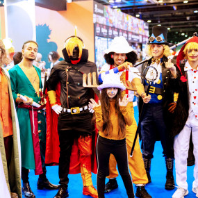 Photo from Middle East Film & Comic Con 2020 in Dubai: Gallery Photo zgrk13