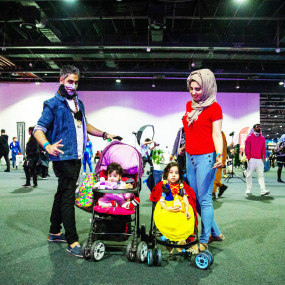 Photo from Middle East Film & Comic Con 2020 in Dubai: Gallery Photo zowoe3