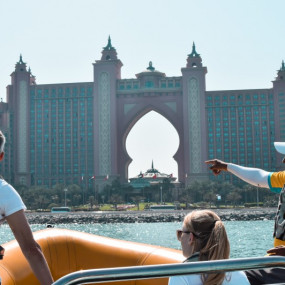 75 Minutes Boat Tour - The Atlantis Tour (Dubai Marina, Ain Dubai, JBR and Atlantis) in Dubai: Gallery Photo vn6m93