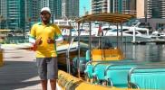 60 Minutes Boat Tour - The Marina Cruise (Dubai Marina, Ain Dubai, Bluewaters and JBR) in Dubai: Gallery Photo g3ry1z