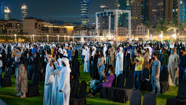 National Day Celebrations with Eida Al Menhali & Shamma Hamdan: Gallery
