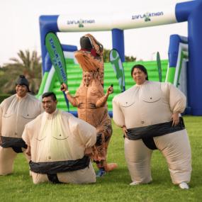 Inflatathon - Get Pumped in Dubai: Gallery Photo zv5vqn