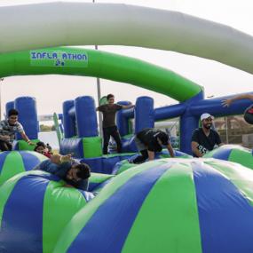 Inflatathon - Get Pumped in Dubai: Gallery Photo 3pe8ez