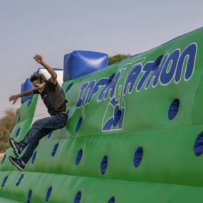 Inflatathon - Get Pumped in Dubai: Gallery Photo zgk54n