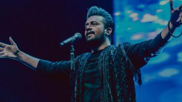 Atif Aslam Live in Dubai: Gallery