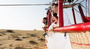 Hot Air Balloon Flight With Transfer in Dubai: Gallery Photo nk5xvn