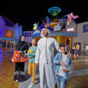 IMG Worlds of Adventure in Dubai: Gallery Photo 3dk2kz