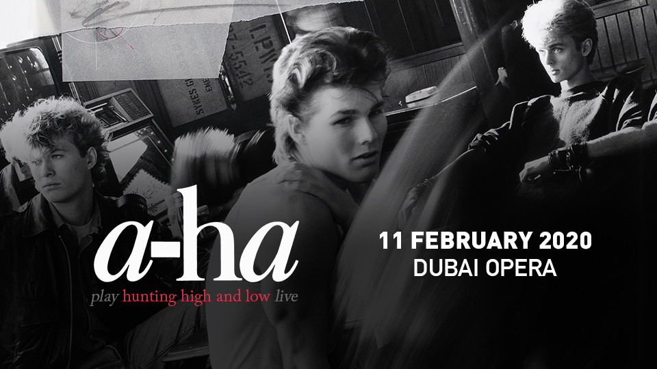 a-ha Live In Concert At Dubai Opera,Dubai Opera,Concerts, Popular
