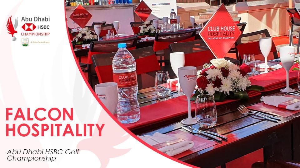 Abu Dhabi HSBC Golf Championship, Abu Dhabi Golf Club - AD, Special Offers