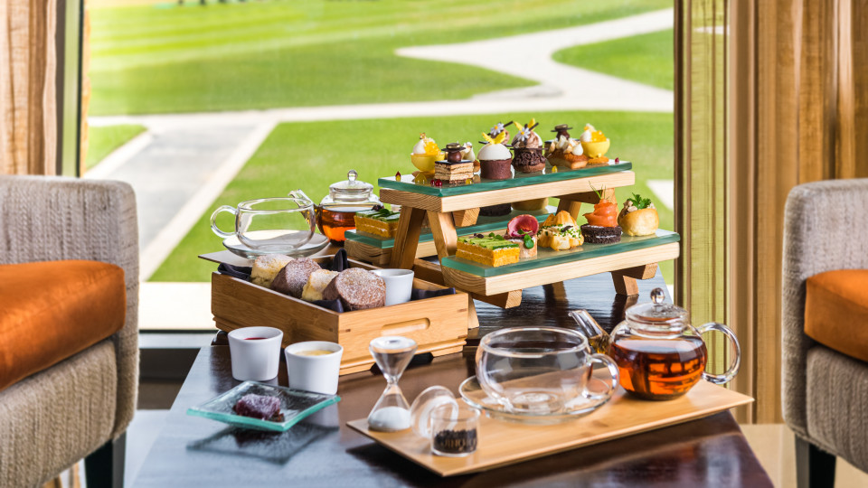 Afternoon Tea at The Lounge, The Westin Abu Dhabi Golf Resort & Spa, Specials of the Week