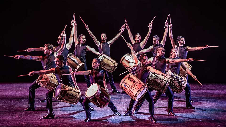 Al Hosn Festival: Che Malambo - Arab World Premiere,Abu Dhabi